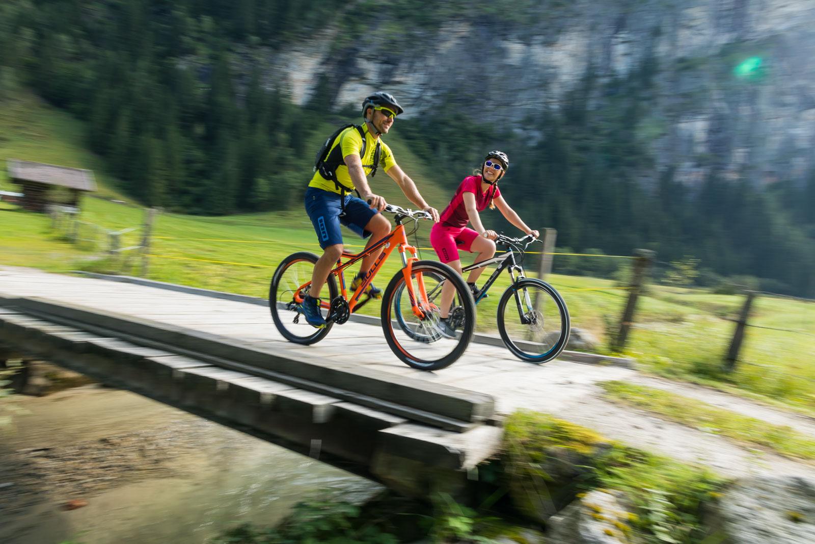 Mountainbiken in Gastein (c) Gasteinertal Tourismus GmbH, Krug (2) - Kopie
