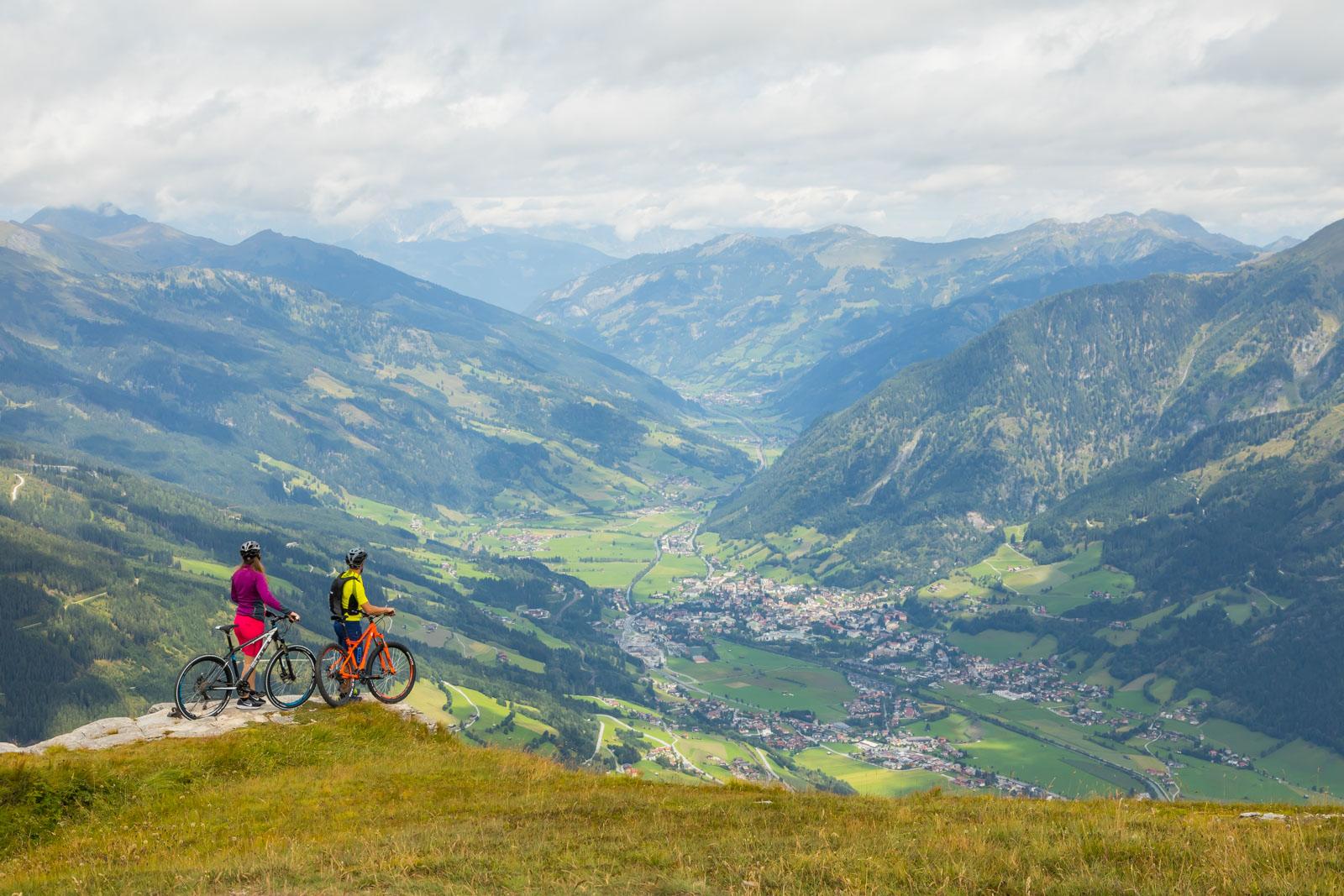 Mountainbiken in Gastein (c) Gasteinertal Tourismus GmbH, Krug (5) - Kopie